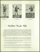 1954 Redmond High School Yearbook Page 108 & 109