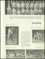 1954 Redmond High School Yearbook Page 110 & 111