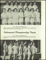 1954 Redmond High School Yearbook Page 114 & 115
