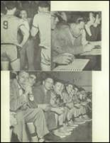 1954 Redmond High School Yearbook Page 118 & 119