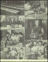 1954 Redmond High School Yearbook Page 122 & 123