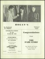 1954 Redmond High School Yearbook Page 134 & 135