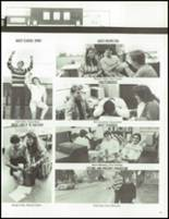 1986 South Kingstown High School Yearbook Page 14 & 15
