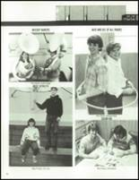 1986 South Kingstown High School Yearbook Page 16 & 17