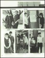 1986 South Kingstown High School Yearbook Page 18 & 19