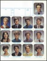 1986 South Kingstown High School Yearbook Page 20 & 21