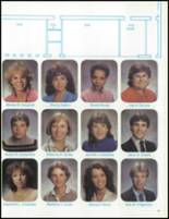 1986 South Kingstown High School Yearbook Page 22 & 23