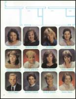 1986 South Kingstown High School Yearbook Page 24 & 25