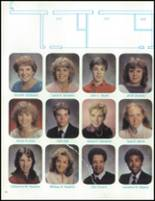 1986 South Kingstown High School Yearbook Page 26 & 27