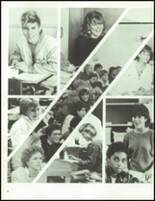 1986 South Kingstown High School Yearbook Page 38 & 39
