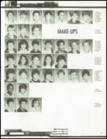 1986 South Kingstown High School Yearbook Page 50 & 51