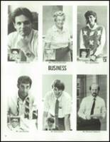 1986 South Kingstown High School Yearbook Page 56 & 57