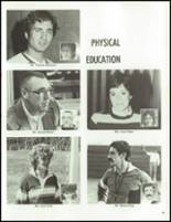 1986 South Kingstown High School Yearbook Page 58 & 59