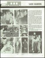 1986 South Kingstown High School Yearbook Page 70 & 71