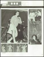 1986 South Kingstown High School Yearbook Page 80 & 81