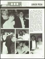 1986 South Kingstown High School Yearbook Page 84 & 85