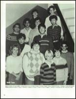 1986 South Kingstown High School Yearbook Page 102 & 103