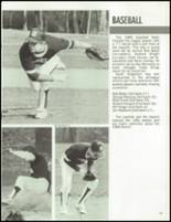 1986 South Kingstown High School Yearbook Page 110 & 111