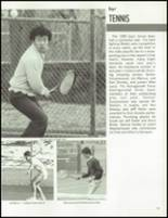 1986 South Kingstown High School Yearbook Page 118 & 119
