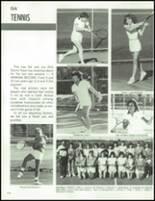 1986 South Kingstown High School Yearbook Page 122 & 123