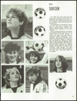 1986 South Kingstown High School Yearbook Page 130 & 131
