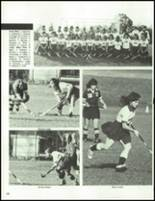 1986 South Kingstown High School Yearbook Page 132 & 133
