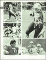 1986 South Kingstown High School Yearbook Page 134 & 135