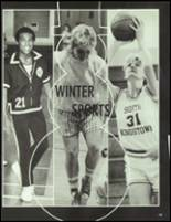 1986 South Kingstown High School Yearbook Page 138 & 139