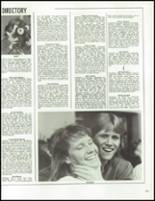 1986 South Kingstown High School Yearbook Page 154 & 155