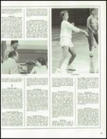 1986 South Kingstown High School Yearbook Page 164 & 165