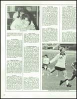 1986 South Kingstown High School Yearbook Page 166 & 167