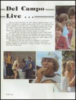1983 Del Campo High School Yearbook Page 18 & 19