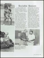 1983 Del Campo High School Yearbook Page 132 & 133