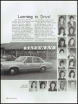 1983 Del Campo High School Yearbook Page 164 & 165