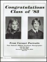 1983 Del Campo High School Yearbook Page 278 & 279