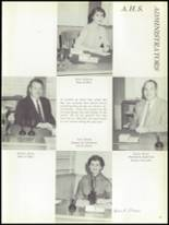 1956 Artesia High School Yearbook Page 24 & 25