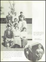 1956 Artesia High School Yearbook Page 52 & 53