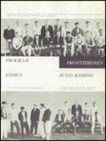 1956 Artesia High School Yearbook Page 56 & 57
