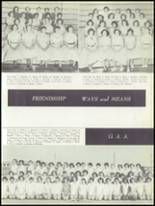 1956 Artesia High School Yearbook Page 62 & 63