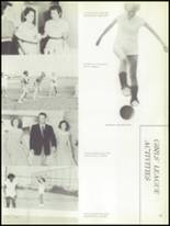 1956 Artesia High School Yearbook Page 66 & 67