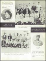 1956 Artesia High School Yearbook Page 76 & 77