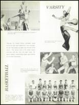 1956 Artesia High School Yearbook Page 92 & 93