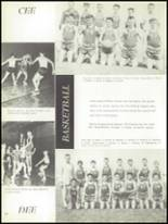 1956 Artesia High School Yearbook Page 94 & 95