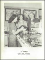 1956 Artesia High School Yearbook Page 104 & 105