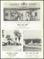 1956 Artesia High School Yearbook Page 106 & 107