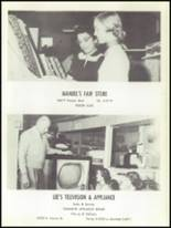 1956 Artesia High School Yearbook Page 116 & 117