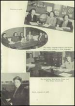1946 Eastern High School Yearbook Page 20 & 21