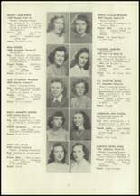 1946 Eastern High School Yearbook Page 24 & 25