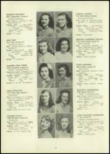 1946 Eastern High School Yearbook Page 26 & 27