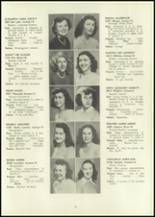 1946 Eastern High School Yearbook Page 30 & 31
